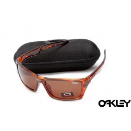Oakley jury polished tortoise brown and VR50 brown