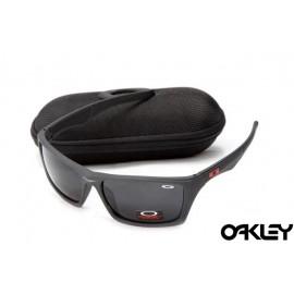 Oakley jury polished matte black and black iridium