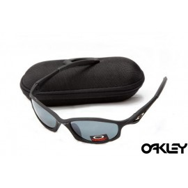 Oakley hatchet wire sunglasses in matte black and grey